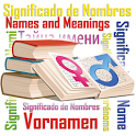 Names and Meanings icon