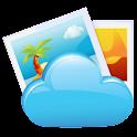 iPic.nu Share photos & images logo
