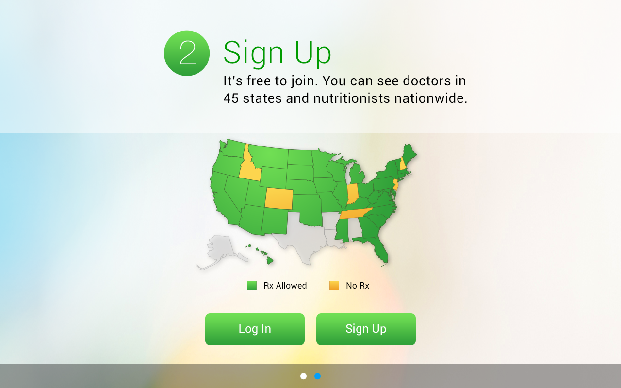 Amwell: Live Doctor Visit Now - screenshot