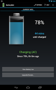 BatteryBot Battery Indicator Screenshot 21