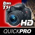 Canon Rebel T5i QuiclPro icon