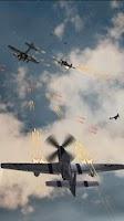 Screenshot of WWII Air Combat Live Wallpaper
