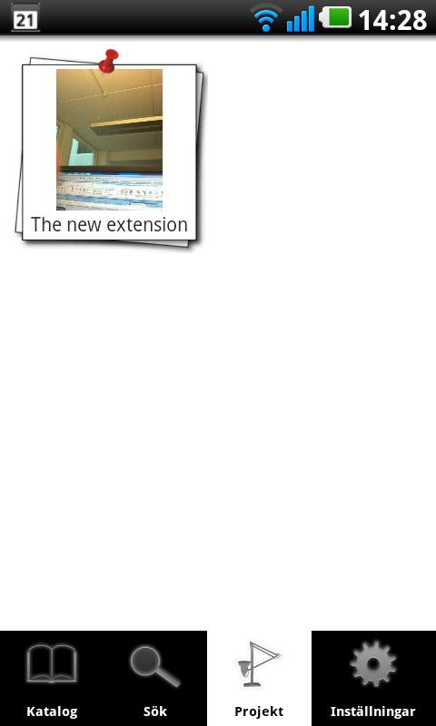 Fagerhult - screenshot