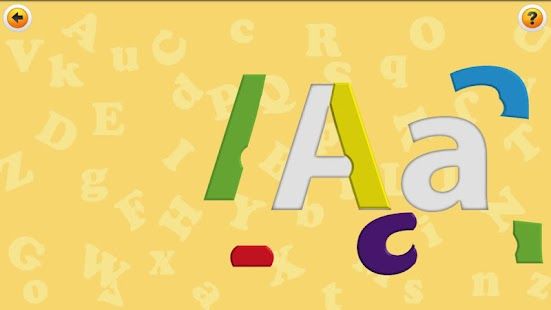 Fun with Alphabets
