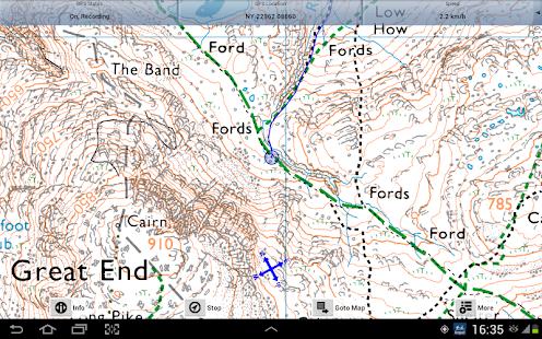 Outdoor Map Navigator - screenshot thumbnail