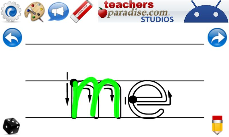 Kids Handwriting Grade 1 HWT - screenshot