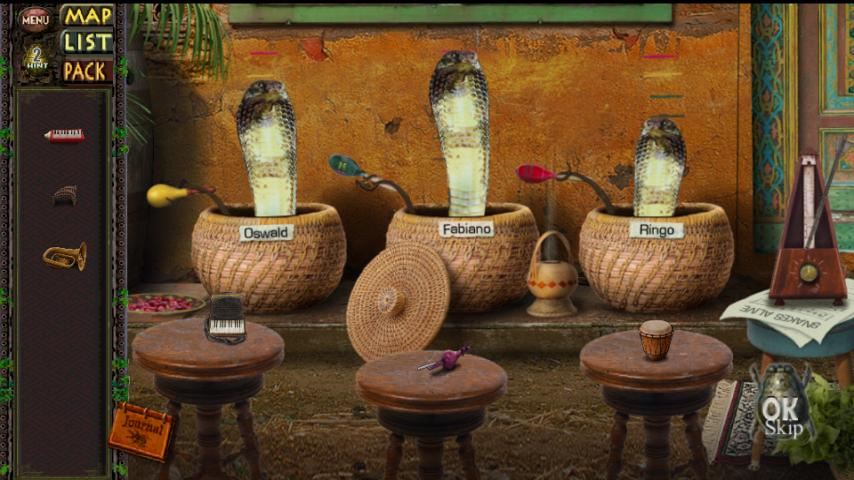 Amazon:Hidden Expedition-Full- screenshot