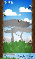 Screenshot of Jungle Jump
