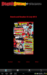 Dennis and Gnasher's Epic Mag - screenshot thumbnail