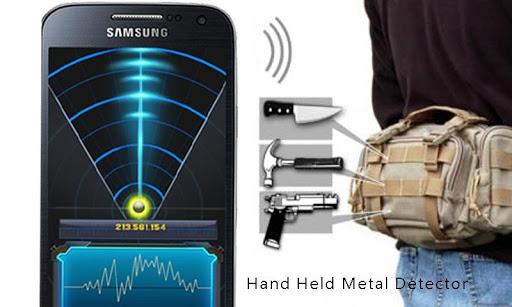 Precise Metal Detector