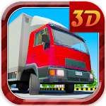 Cargo Truck Stop Parking Lot 1.0.4 Apk