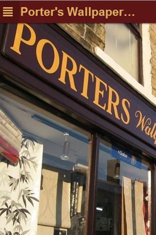 Porter's W P Ltd