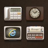 Classic Atom Iconpack