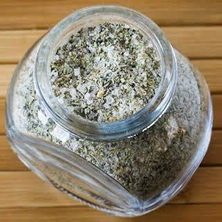 Rosemary-Garlic Rub for Pork, Chicken, or Salmon.