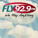 Fly 92.9: Dayton OH WGTZ-FM logo