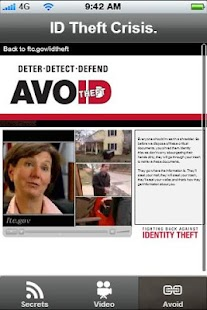 ID Theft Crisis. - screenshot thumbnail