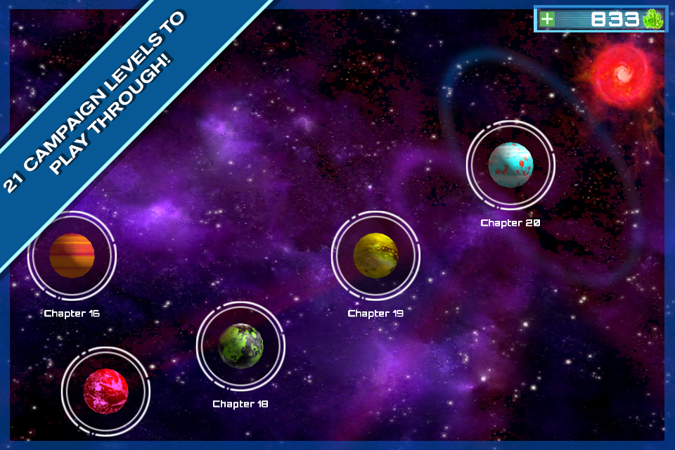 Relativity Wars- screenshot