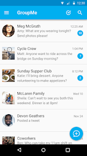 GroupMe Hack for the game