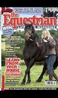 Screenshot of The Equestrian February 2012