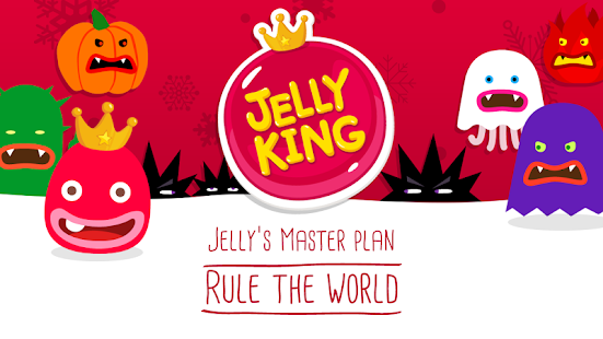 JellyKing : Rule The World - screenshot thumbnail