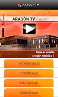Screenshot of Aragón TV