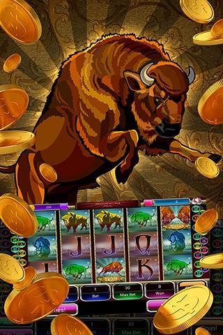777 Buffalo Stampede Slots! 1.1 screenshots 2