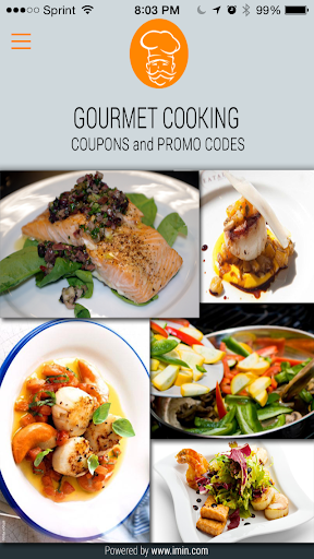 Gourmet Cooking Coupon-I'm In