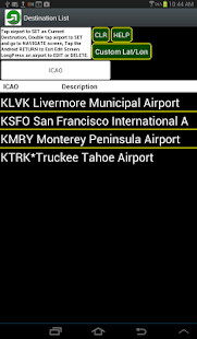 VFR Nav+  World GPS Air NAV - screenshot thumbnail