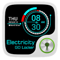 Electricity GO Locker Theme icon