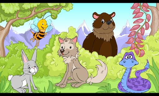 EDU Les animaux de la forêt