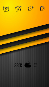 Zeon Black (Icon Pack) v1.5