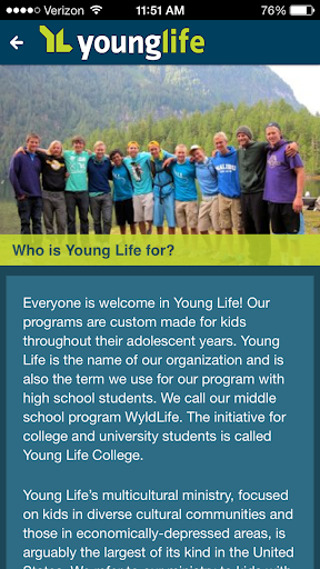 【免費生活App】South West Denver Young Life-APP點子