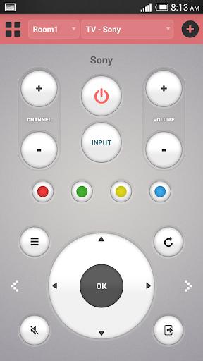 ASmart Remote IR 1.4.4 screenshots 1