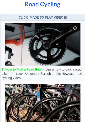 Road Cycling Tips