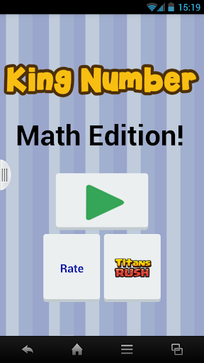 Number King