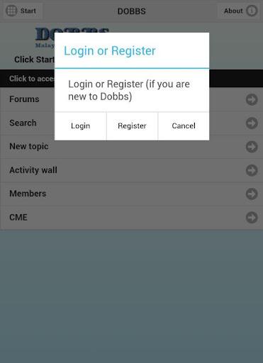 免費社交App Dobbs Forum 阿達玩APP