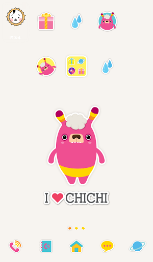 spaceman chichi theme