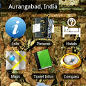 Aurangabad India Travel Guide icon