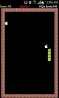 Screenshot of Snake Droid