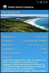 Visit Santa Catarina- screenshot thumbnail