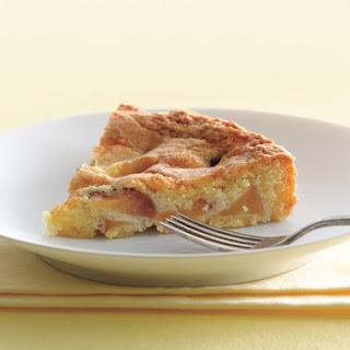 Nectarine Golden Cake.