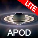 NASA (APOD) Lite Live Wall logo