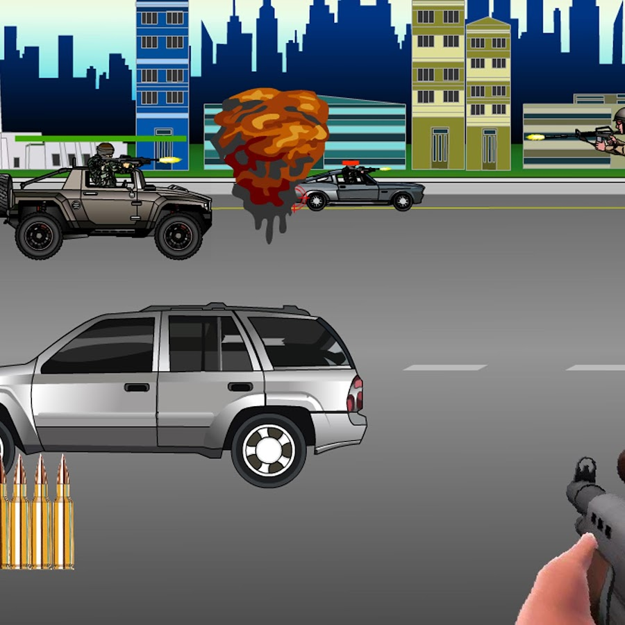 free shooting action game- screenshot