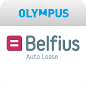 Olympus for Belfius Auto Lease
