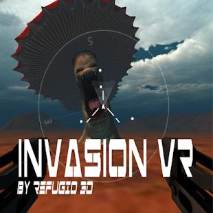 Invasion VR 3D Demo