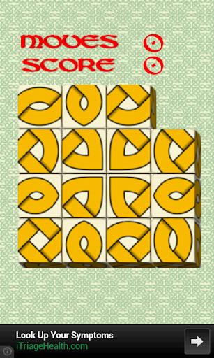 Oxvo celtic slide puzzle