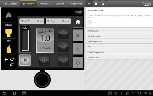 MIRUS Explorer- screenshot thumbnail