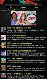 Telefe - screenshot thumbnail