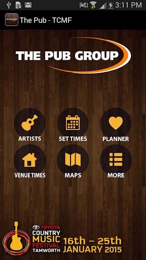The Pub Group - Tamworth CMF