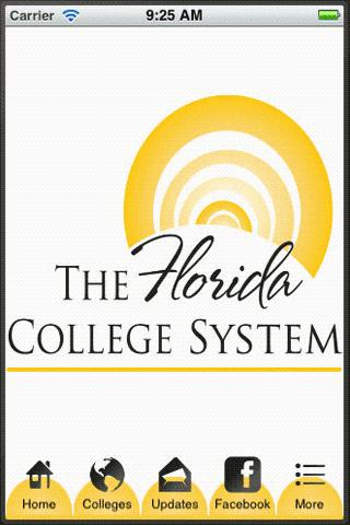 Florida College System - screenshot